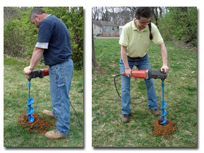 post hole auger | post hole drill augers | custom augers